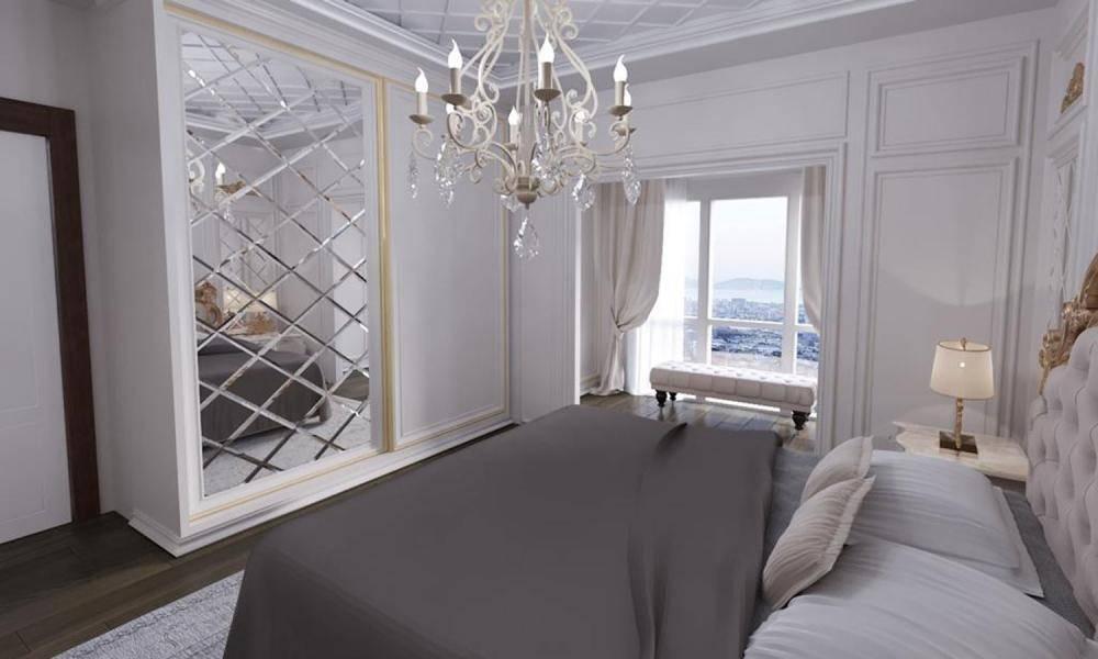 Avangart Yatak Odası Projemiz
