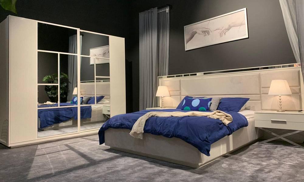 Barnet Modern Yatak Odası Takımı