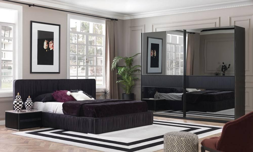 Beretta Modern Yatak Odası Takımı
