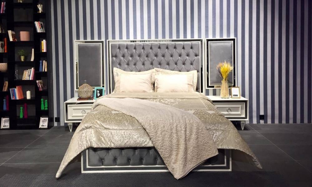 Bianco Art Deco Yatak Odası Takımı