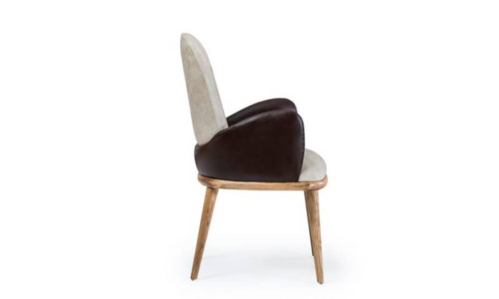 Bugatti Kollu Sandalye