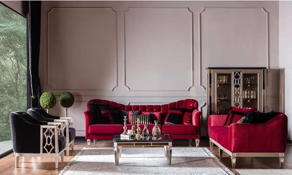 Class Art Deco Koltuk Takımı