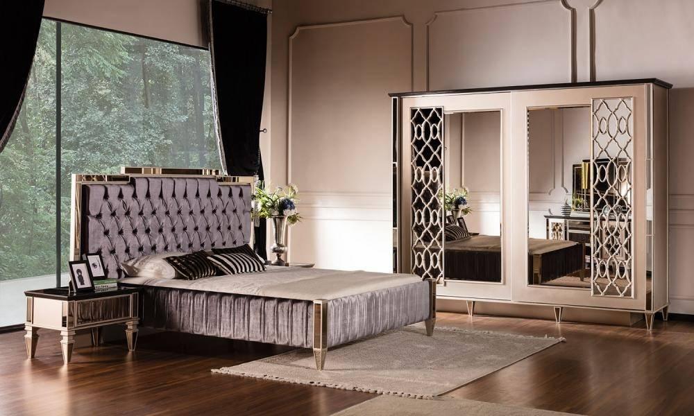 Class Art Deco Yatak Odası Takımı