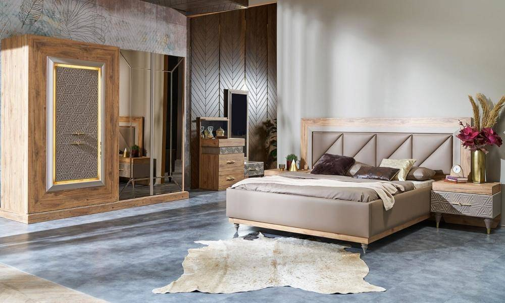 Dolçem Modern Yatak Odası Takımı