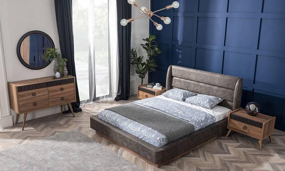 Eva Modern Yatak Odası Takımı