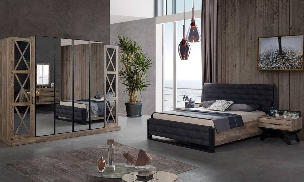 Favori Modern Yatak Odası Takımı
