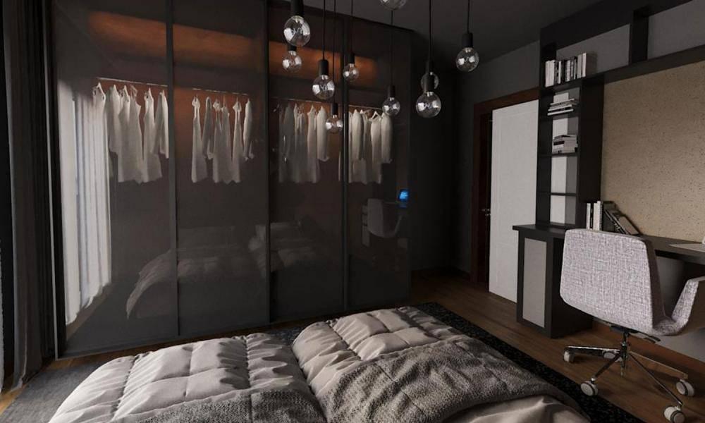 Modern Genç Odası Projemiz