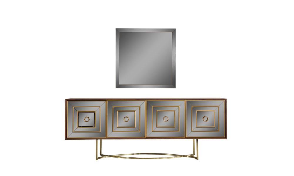 Greta Konsol ve Aynası