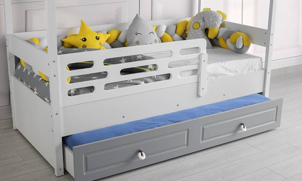 Grey Montessori Karyola