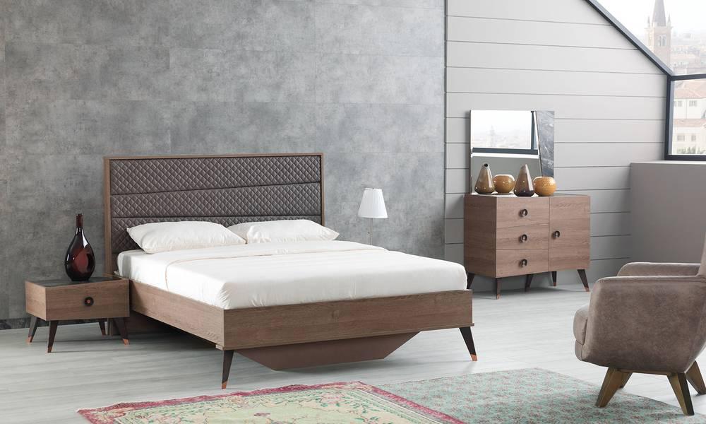 Karşıyaka Modern Yatak Odası Takımı