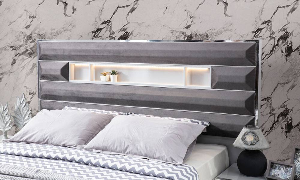 Lion Krom Modern Yatak Odası Takımı