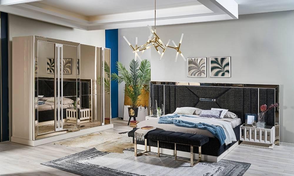 Loki Modern Yatak Odası Takımı