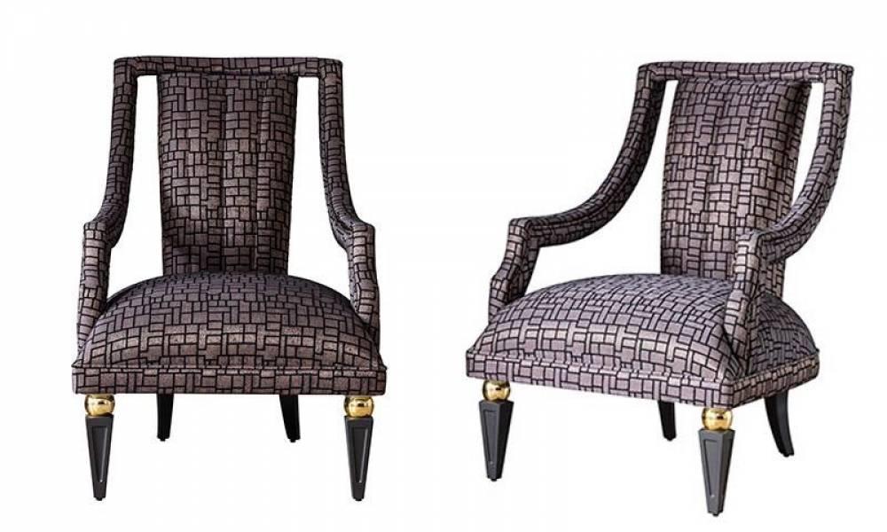 Lüx Design Art Deco Koltuk Takımı