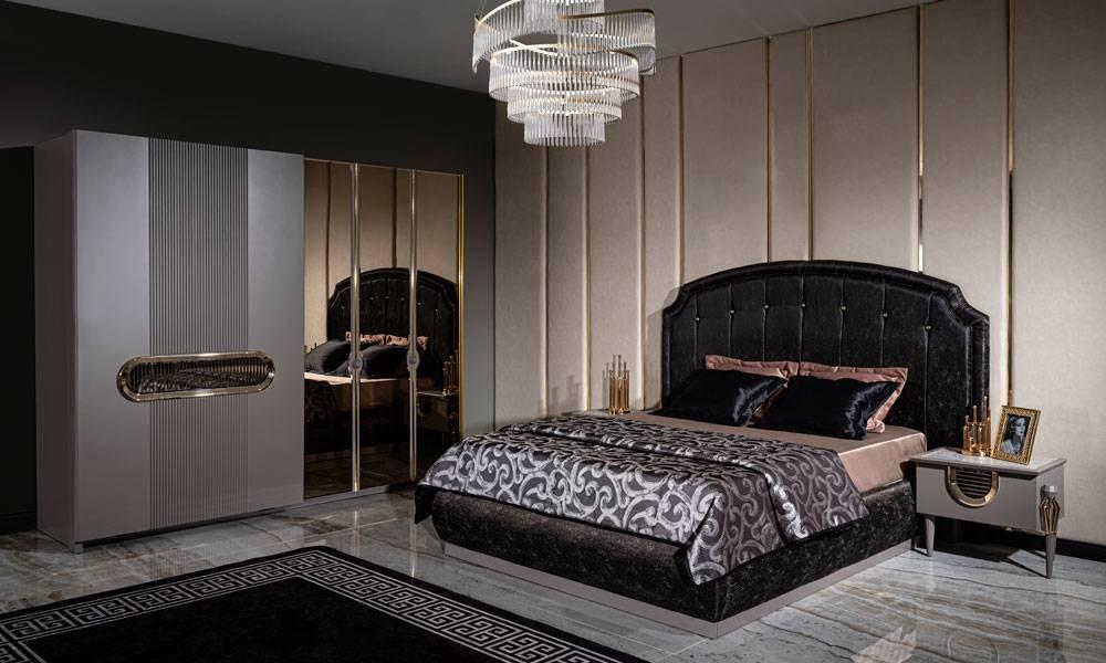Lüx Mimoza Modern Yatak Odası Takımı