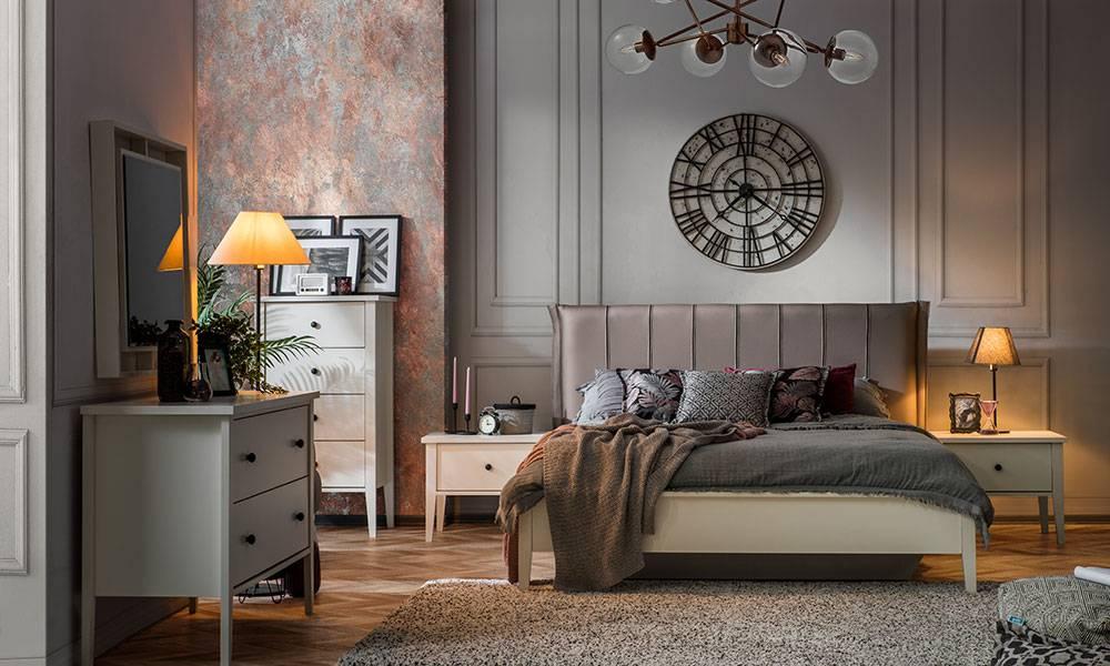 Marsella Modern Yatak Odası Takımı