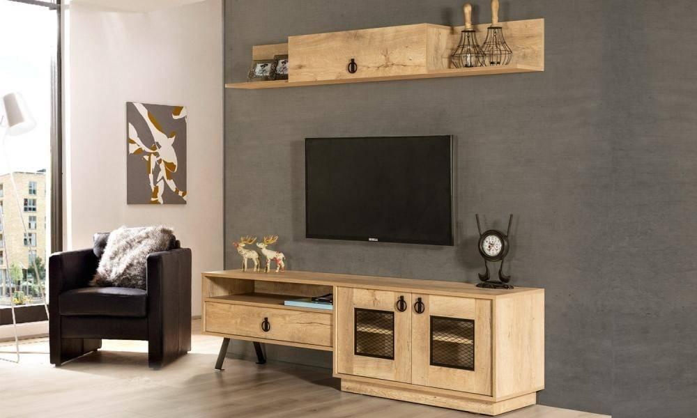 Metalica Modern Tv Ünitesi