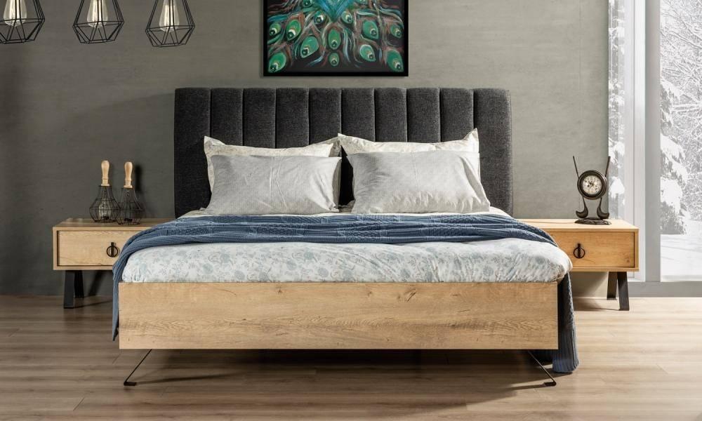 Metalica Modern Yatak Odası Takımı