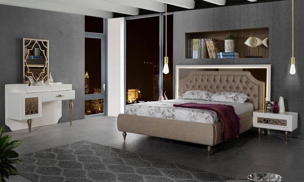 Nehir Modern Yatak Odası Takımı