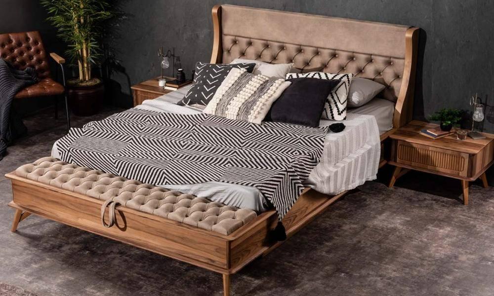 Nisa Master Modern Yatak Odası Takımı