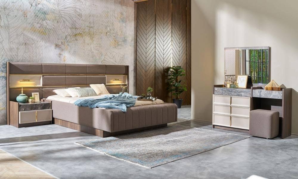 Odessa Modern Yatak Odası Takımı