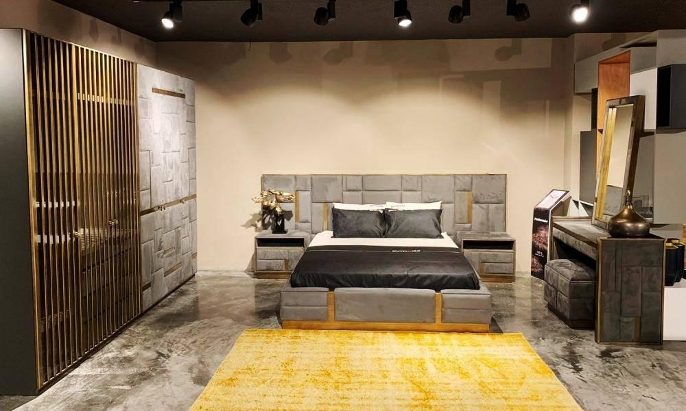 Plus Modern Yatak Odası Takımı