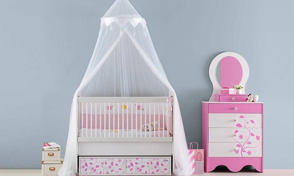 Pretty Bebek Odası Takımı