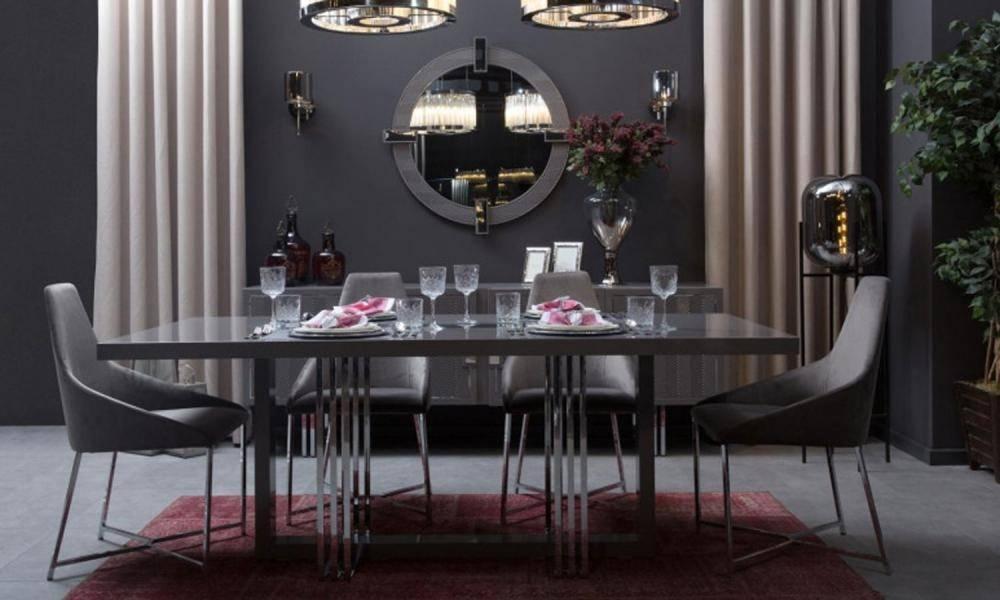 Prizma Modern Yemek Odası Takımı