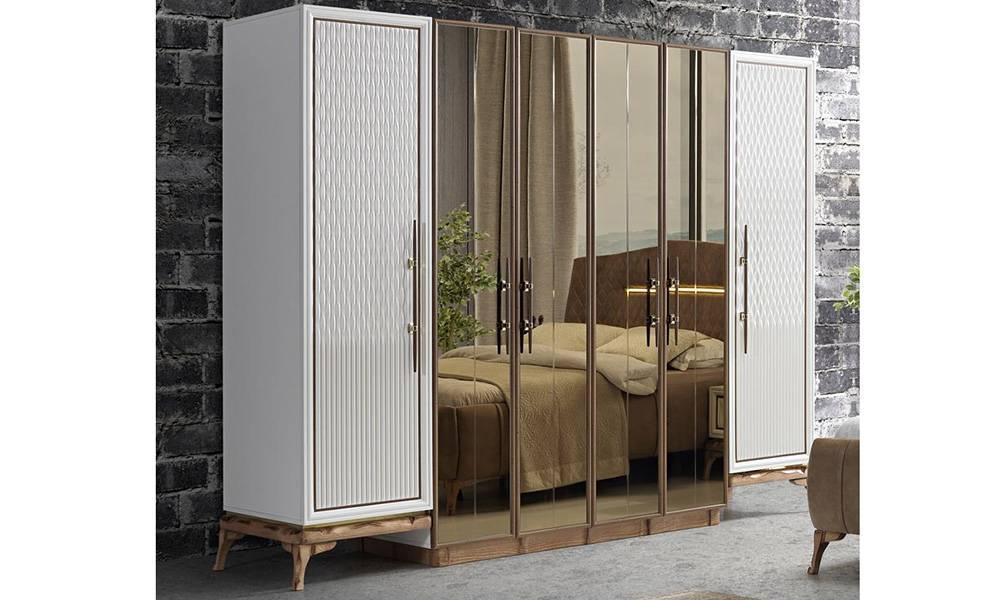 Quatro Modern Yatak Odası Takımı