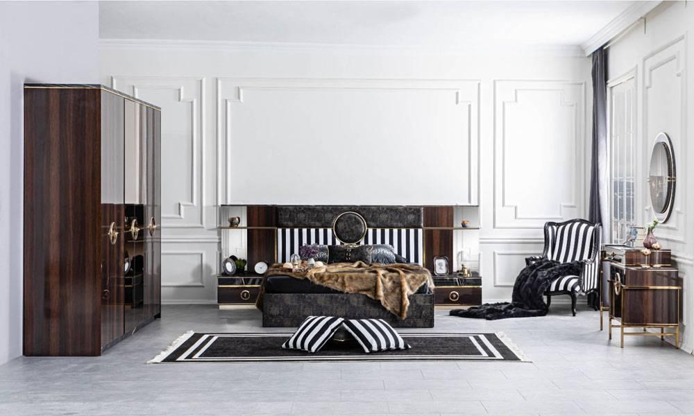 Ramsey Modern Yatak Odası Takımı
