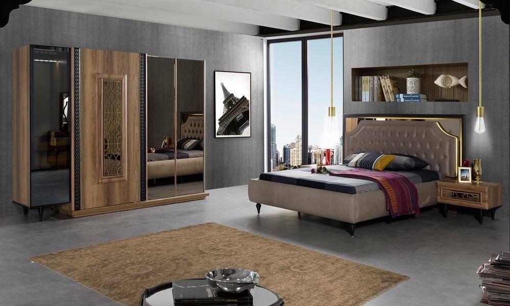 Sembol Modern Yatak Odası Takımı