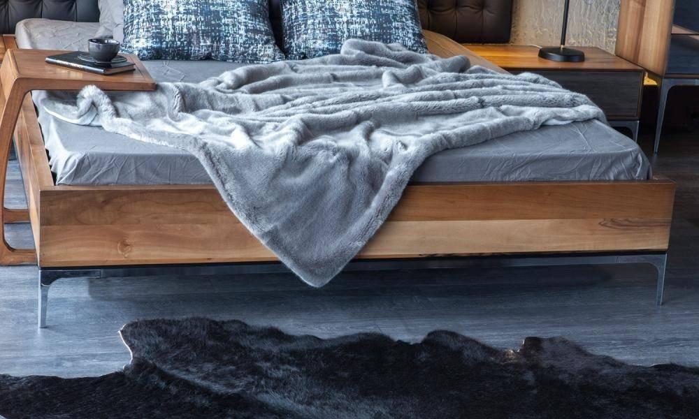 Silver Modern Yatak Odası Takımı