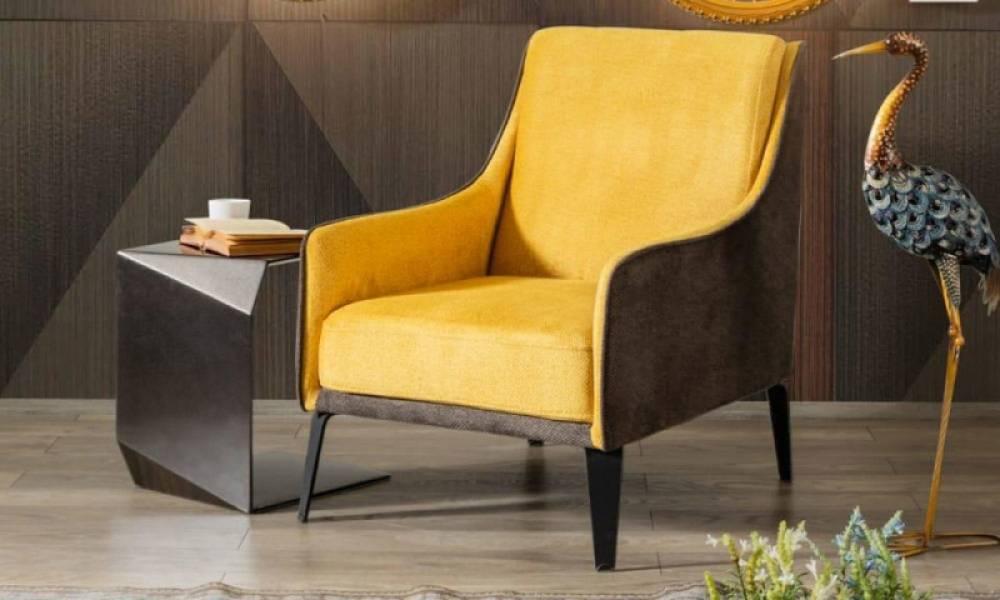 Sofa Best Sarı Berjer