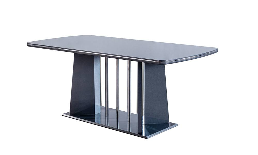 Titanyum Modern Yemek Odası Takımı