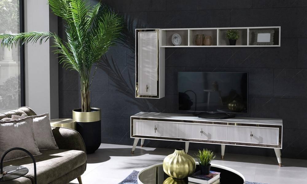 Toprak Modern Tv Ünitesi