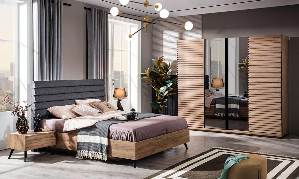 Venedik Modern Yatak Odası Takımı