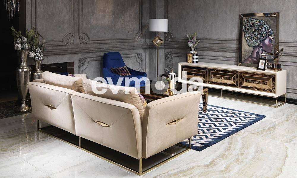 Versace Art Deco Tv Ünitesi