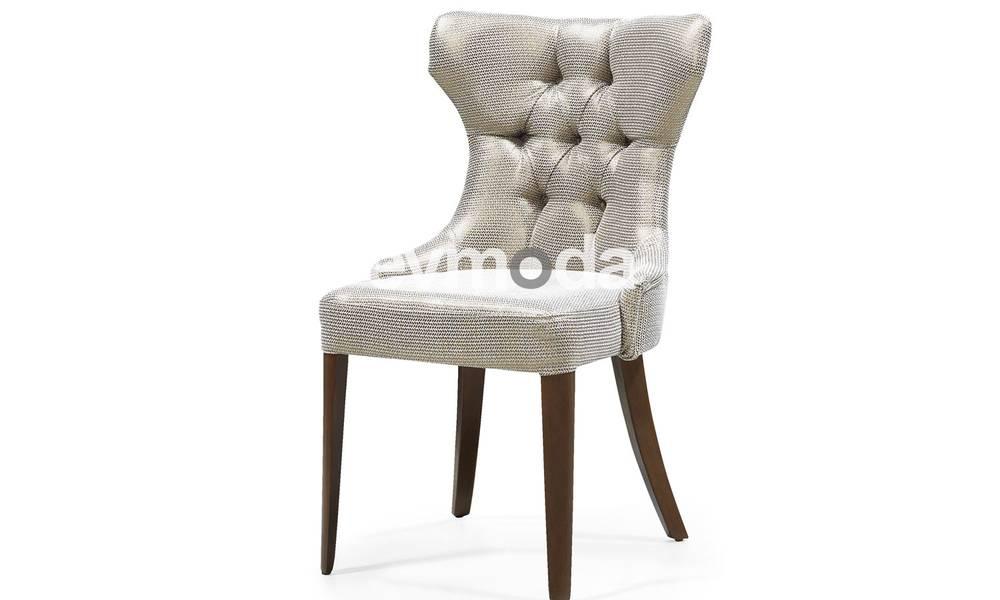 Versace Ceviz Sandalye