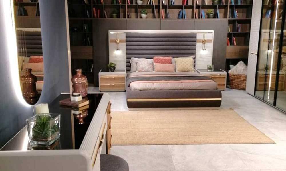 Vitali Modern Yatak Odası Takımı