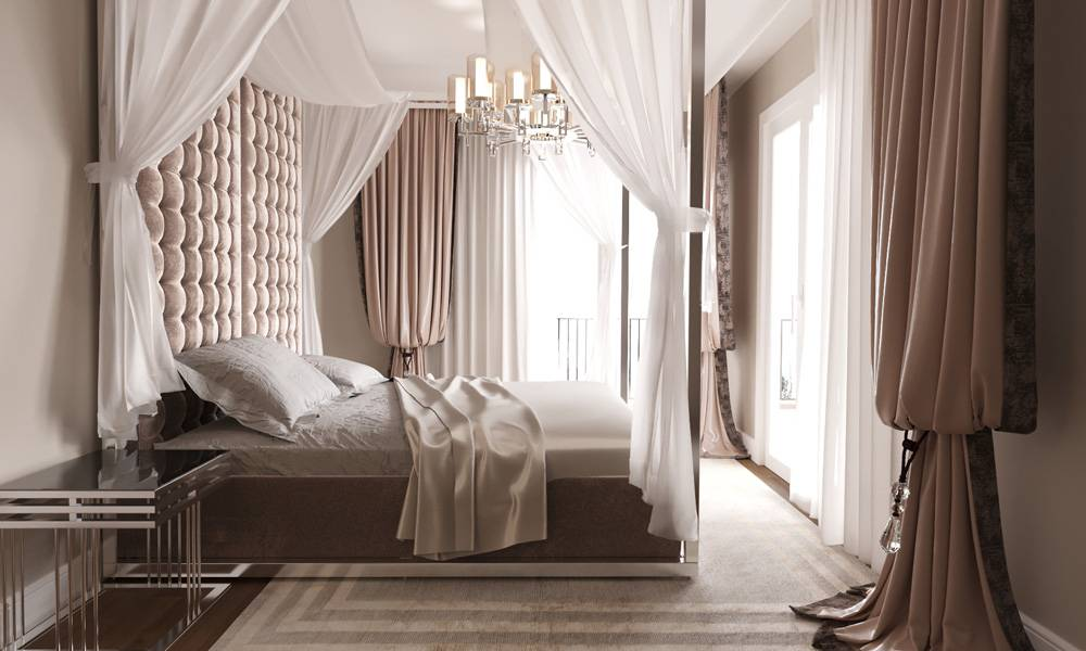 Yatak Odası Projesi