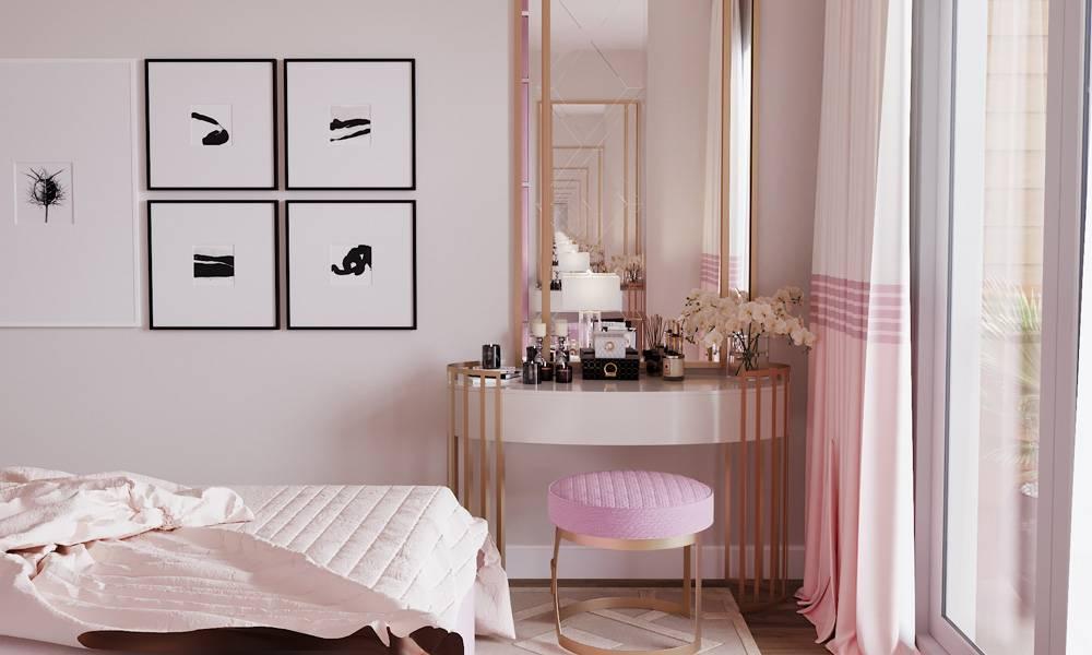 Yatak Odası Projemiz