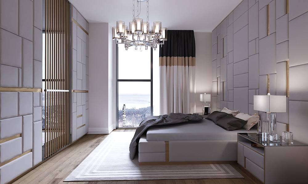 Modern Yatak Odası Tasarım Projemiz