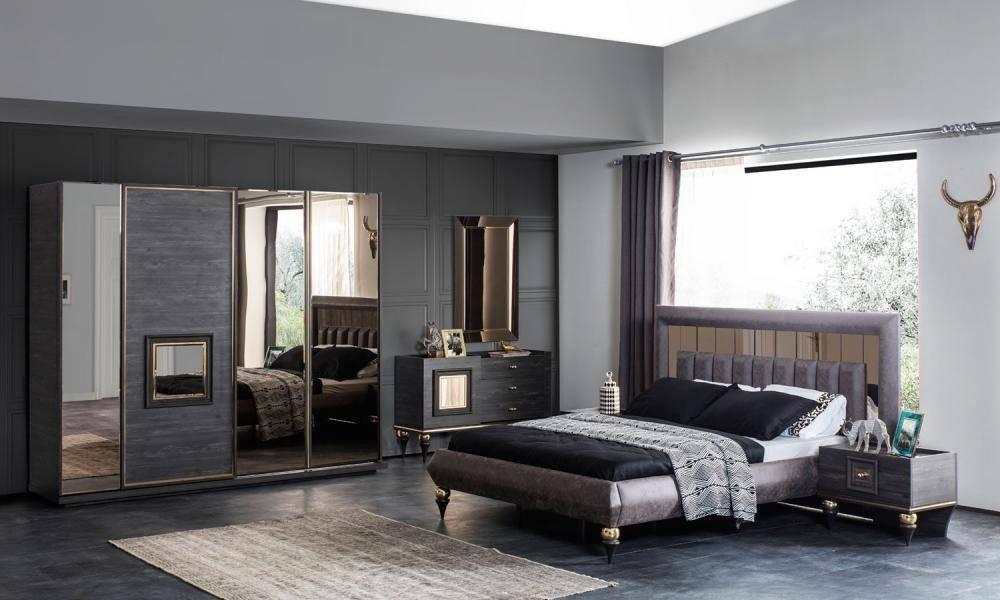 Zeny Art Deco Yatak Odası Takımı