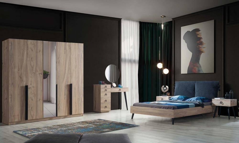 Zerrin Modern Yatak Odası Takımı