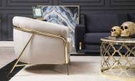 Bella Art Deco Koltuk Takımı - Thumbnail