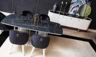 Bella Art Deco Yemek Odası Takımı - Thumbnail