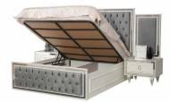 Bianco Art Deco Yatak Odası Takımı - Thumbnail