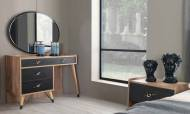 Black Modern Yatak Odası Takımı - Thumbnail