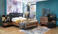 Bogota Modern Yatak Odası Takımı - Thumbnail