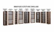 Bronze Modern Yatak Odası Takımı - Thumbnail