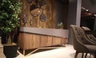 Çello Modern Yemek Odası Takımı - Thumbnail
